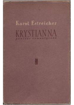 Krystiannna powieść romantyczna