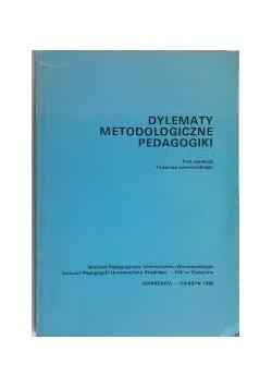 Dylematy Metodologiczne Pedagogiki