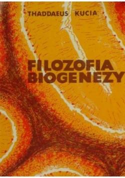 Filozofia biogenezy