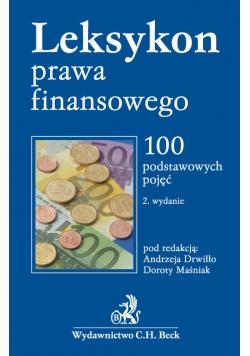 Leksykon prawa finansowego