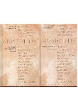 Arystoteles - Wielcy Filozofowie, Tom 1 i 2