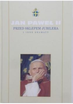 Jan Paweł II - Przed sklepem jubilera i inne dramaty. Część 8