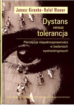 Dystans versus tolerancja