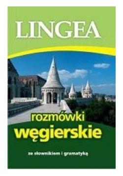 Rozmówki węgierskie ze słownikiem i gramatyką 2018