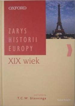Zarys historii Europy XIX wiek