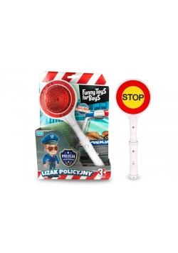 Lizak policyjny Toys For Boys