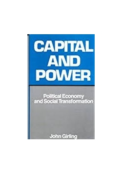 Capital and power