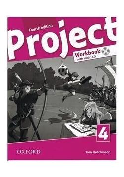 Project 4E 4 WB+CD OXFORD