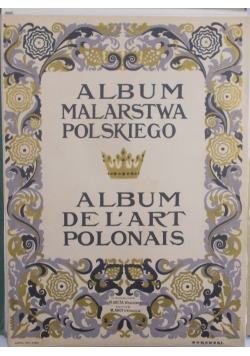Album malarstwa polskiego / Album de l'art polonais, 1927 r.