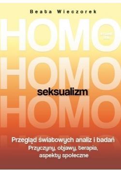 Homoseksualizm wyd.2018