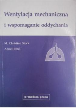 Wentylacja mechaniczna i wspomagania oddychania
