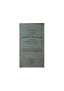 Gesichte der Quellen des Kirchenrechts, 1837r