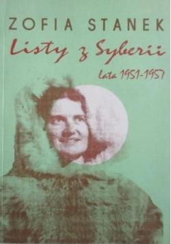 Listy z Syberii lata 1951-1957