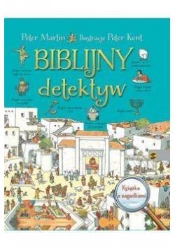 Biblijny detektyw. Książka z zagadkami