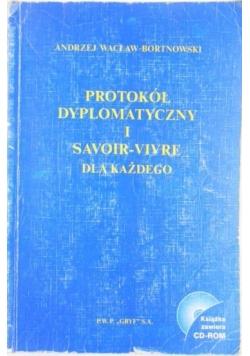 Protokół dyplomatyczny i savoir-vivre dla każdego + CD