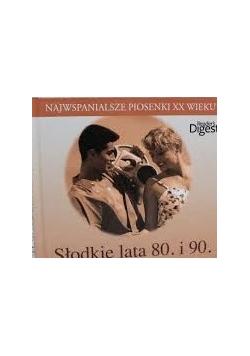 Słodkie lata 80. i 90.,3 płyty CD