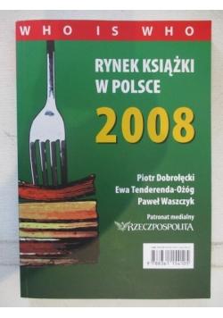 Rynek książki w Polsce 2008