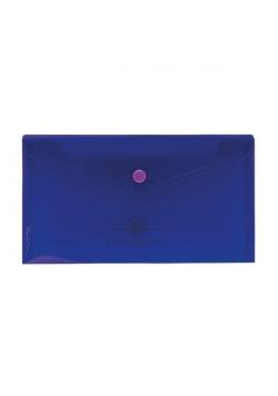 Teczka kopertowa PP DL fioletowa (5x2szt) PUKKA