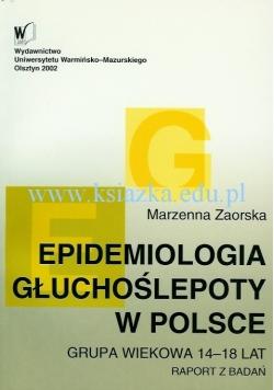 Epidemiologia głuchoślepoty w Polsce