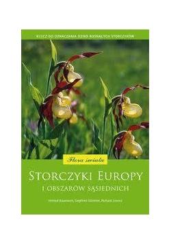 Flora świata. Storczyki Europy i obszarów..