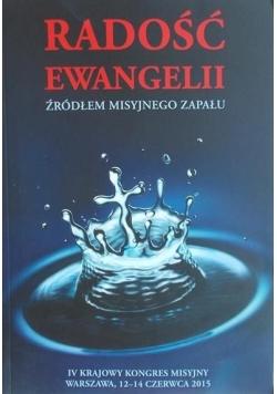 Radość Ewangelii źródłem misyjnego zapału