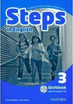 Steps In English 3 WB OXFORD