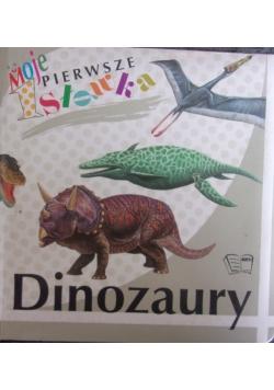 Moje pierwsze słówka. Dinozaury