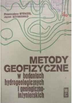 Metody geofizyczne w badaniach hydrogeologicznych i geologiczno-inżynierskich