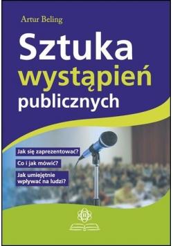 Sztuka wystąpień publicznych