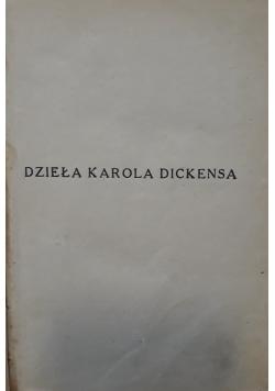 Dzieła Karola Dickensa, tom 1, 1928 r.