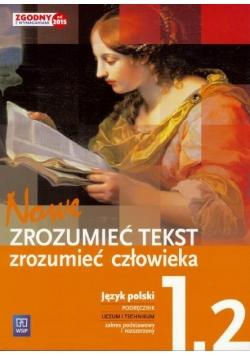 J.polski LO Nowe zrozumieć tekst 1/2 w.2015 WSiP