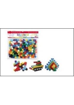 Klocki - puzzle 140 elementów
