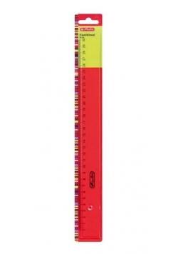 Linijka plastikowa 30cm
