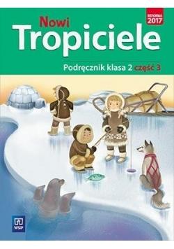 Nowi Tropiciele SP 2 Podręcznik cz.3 WSiP