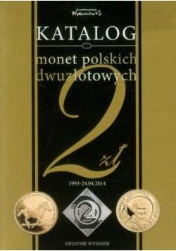 Katalog monet polskich dwuzłotowych