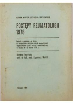 Postępy Reumatologii 1978