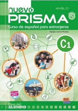Nuevo Prisma nivel C1 podręcznik + CD EDI-NUMEN