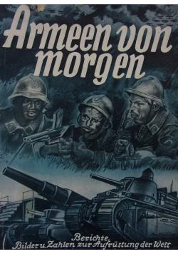 Armeen von morgen,1934r.