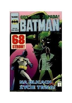 Gdy noc zapada ! Batman