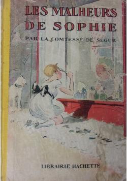 Les Malheurs De Sophie. 1930 r.