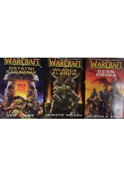 Warcraft. Tom 1-3