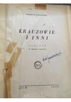 Krauzowie i inni, 1946 r.