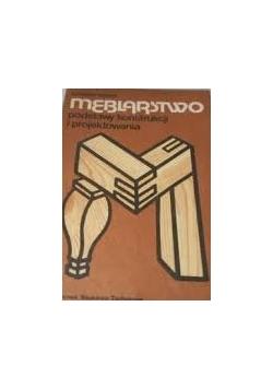 Meblarstwo - podstawy konstrukcji i projektowania