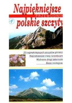 Najpiękniejsze polskie szczyty. Przewodnik