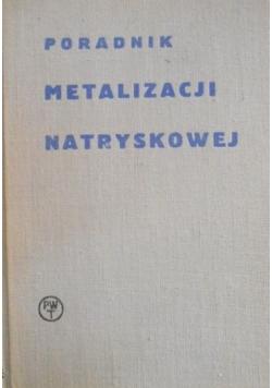 Poradnik metalizacji natryskowej