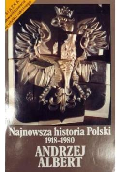 Najnowsza historia Polski 1918-1980