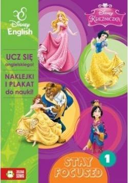 Stay Focused cz.1 - Disney English