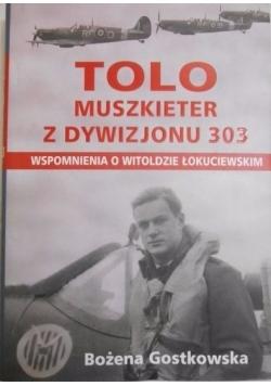 Tolo Muszkieter z Dywizjonu 303