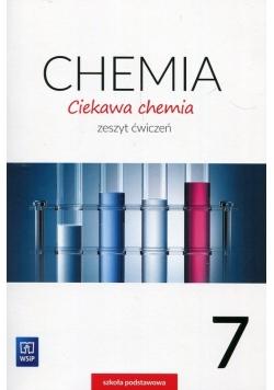 Ciekawa chemia 7 Zeszyt ćwiczeń