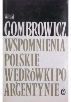 Wspomnienia polskie wędrówki po Argentynie